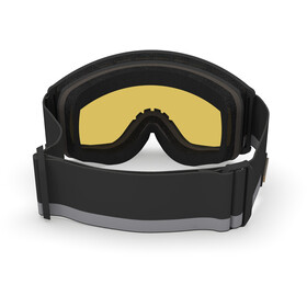 Spektrum Templet Goggles Duo Tone Edition, black-charcoal/zeiss brown multi layer gold